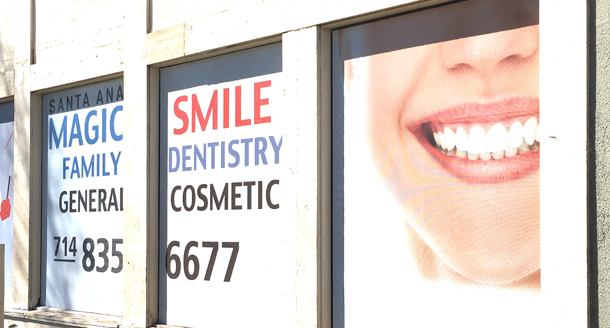 dental office in santa ana